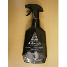 (7977) Astonish Car Care Carpet & Upholstery Cleaner 750ml